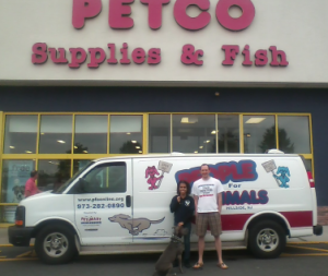 People for Animals partners with PETCO to provide convenient low-cost spay/neuter for all of NJ