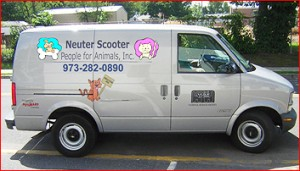 People For Animals Neuter Scooter
