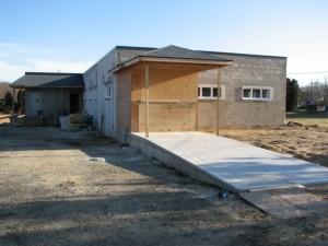 New Mercer Clinic Under Construction